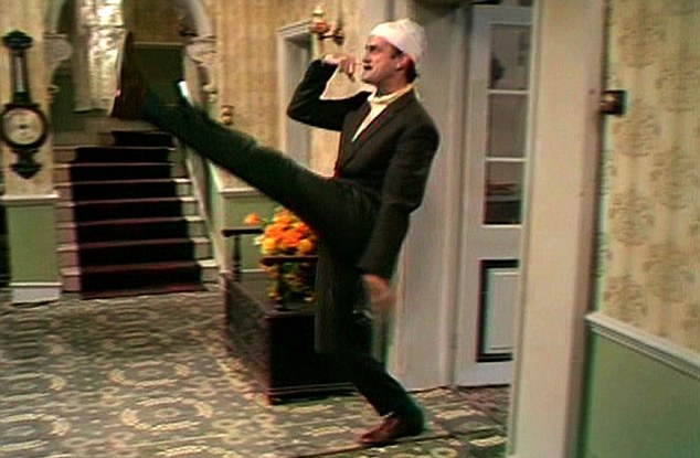 Update: It's ok to 'mention the war' again as 'Fawlty Towers' episode to be reinstated