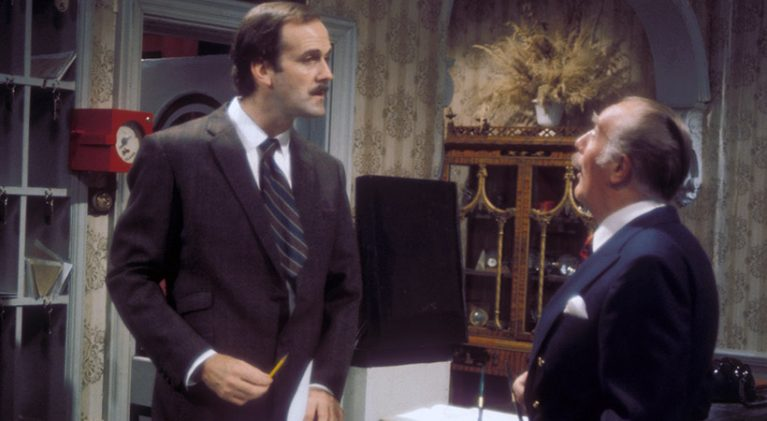 """Don't mention the Germans episode"" as iconic 'Fawlty Towers' episode pulled from streaming services"