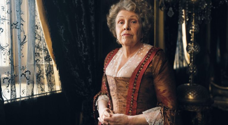 Anne Reid talks 'Sanditon', 'Last Tango' and 'Hold the Sunset' all the while dreaming of another opportunity to play Lady Denham!