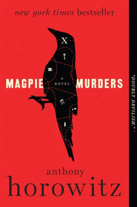 'Foyle's War' creator, Anthony Horowitz, adapts 'Magpie Murders' for PBS Masterpiece