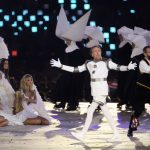 Friday Funny – Rowan Atkinson and Eric Idle open/close the 2012 London Olympics