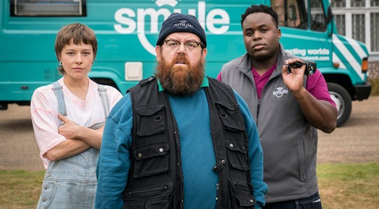 Simon Pegg and Nick Frost reunite for supernatural comedy, 'Truth Seekers'