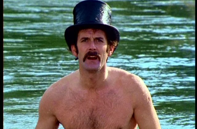 It's….the Saturday edition of the Friday Funny — John Cleese's 'Romance with a Double Bass'