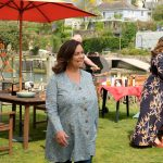 Dawn French proves booze and gossip don't mix well in 'The Trouble with Maggie Cole' tonight on PBS