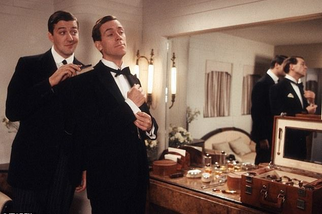Friday Funny — 'Jeeves and Wooster' with Stephen Fry and Hugh Laurie