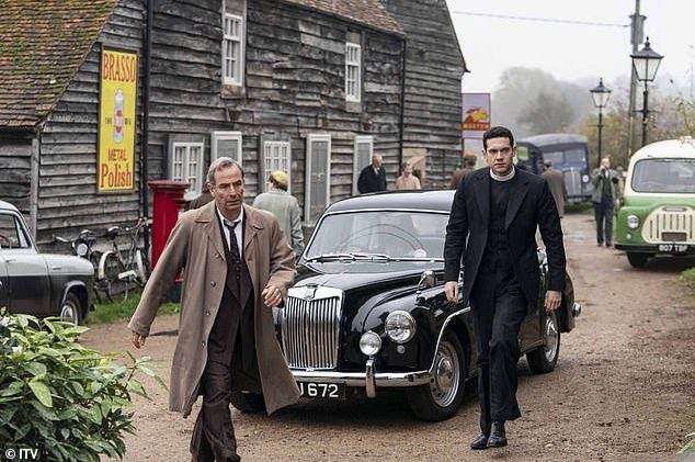 'Grantchester' is back!