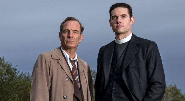 'Grantchester' S6 begins filming with hopes of making the Cambridgeshire village of Grantchester safe once again