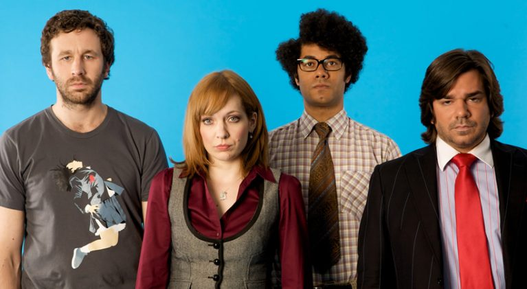 Study shows you can't just turn it off and back on again as 'The IT Crowd' achieves the most laughs per minute!
