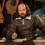 'Upstart Crow' returns for Christmas lockdown special — 17th Century style