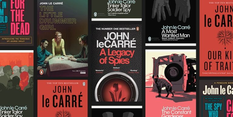 John le Carré, the author who gave us George Smiley, has died at age 89.