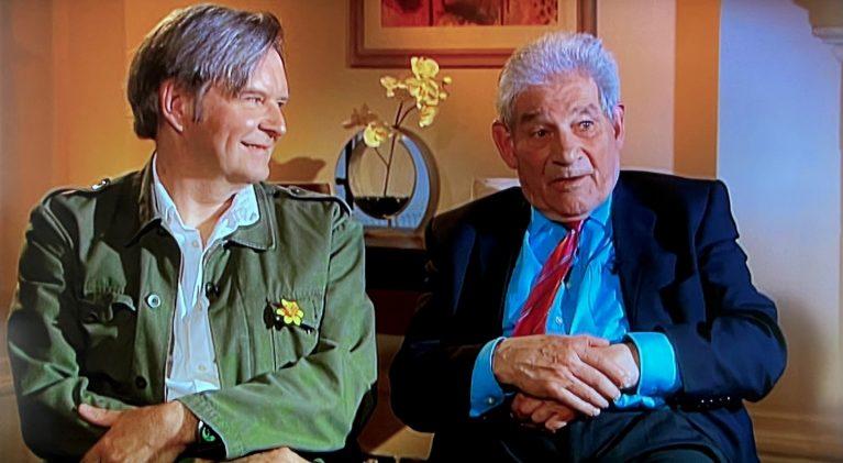 No, No, No, No, No! — R.I.P., Trevor Peacock, a.k.a. Jim Trott in 'Vicar of Dibley'.