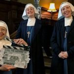 Midwives getting their bikes out of storage as BBC sets premiere date for 'Call the Midwife' S10!