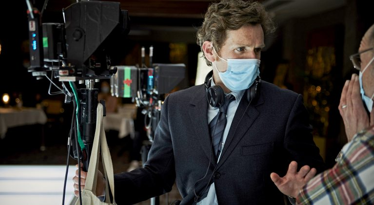 Cameras roll as 'Endeavour' S8 begins filming!