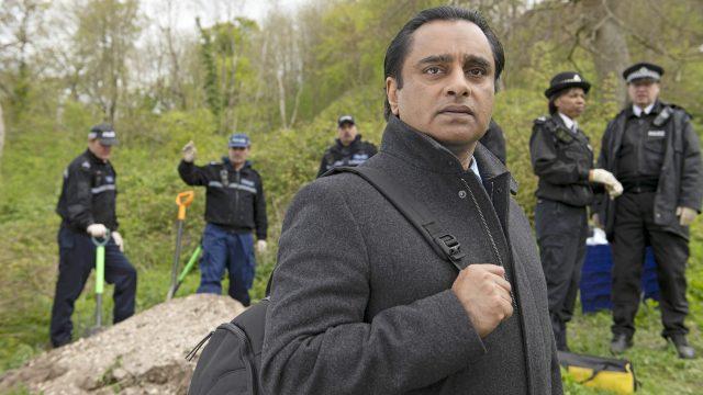 Sanjeev Bhaskar talks 'Kumars' and 'Unforgotten' leading up to S4 premiere on PBS 'Masterpiece'