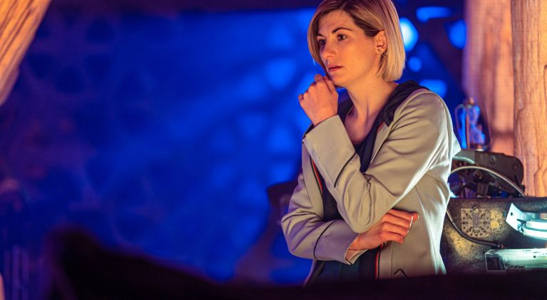 At the end of their 'three series and out' pact, Jodie Whitaker and Chris Chibnall set to turn over the keys to the TARDIS after S13!