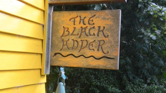 For sale: 'The Blackadder Pub' — AND….it comes with a house!